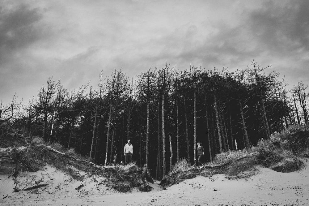 Alternative Anglesey Wedding Photographer