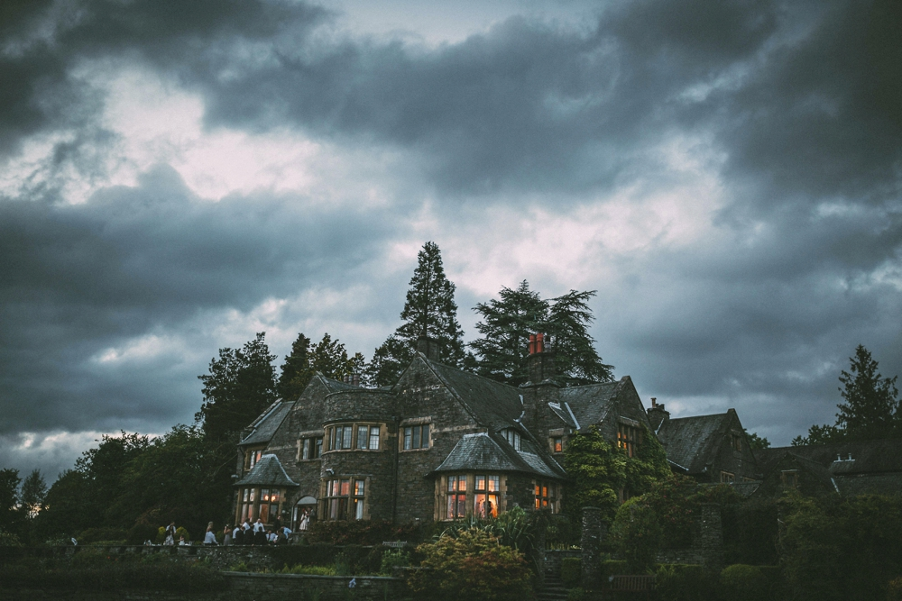 Lake District Wedding Photography Cragwood House Hotel