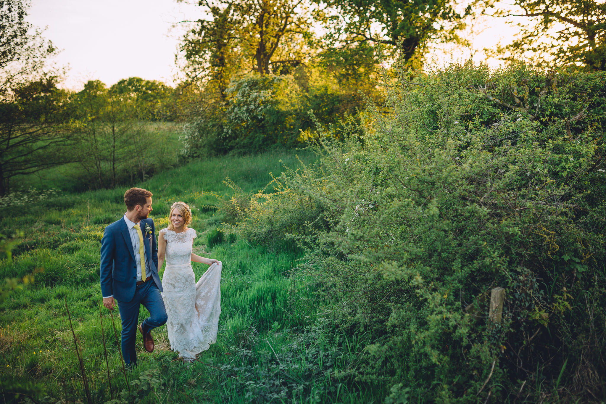 Cheshire Wedding Photographer At Owen House Wedding Barn