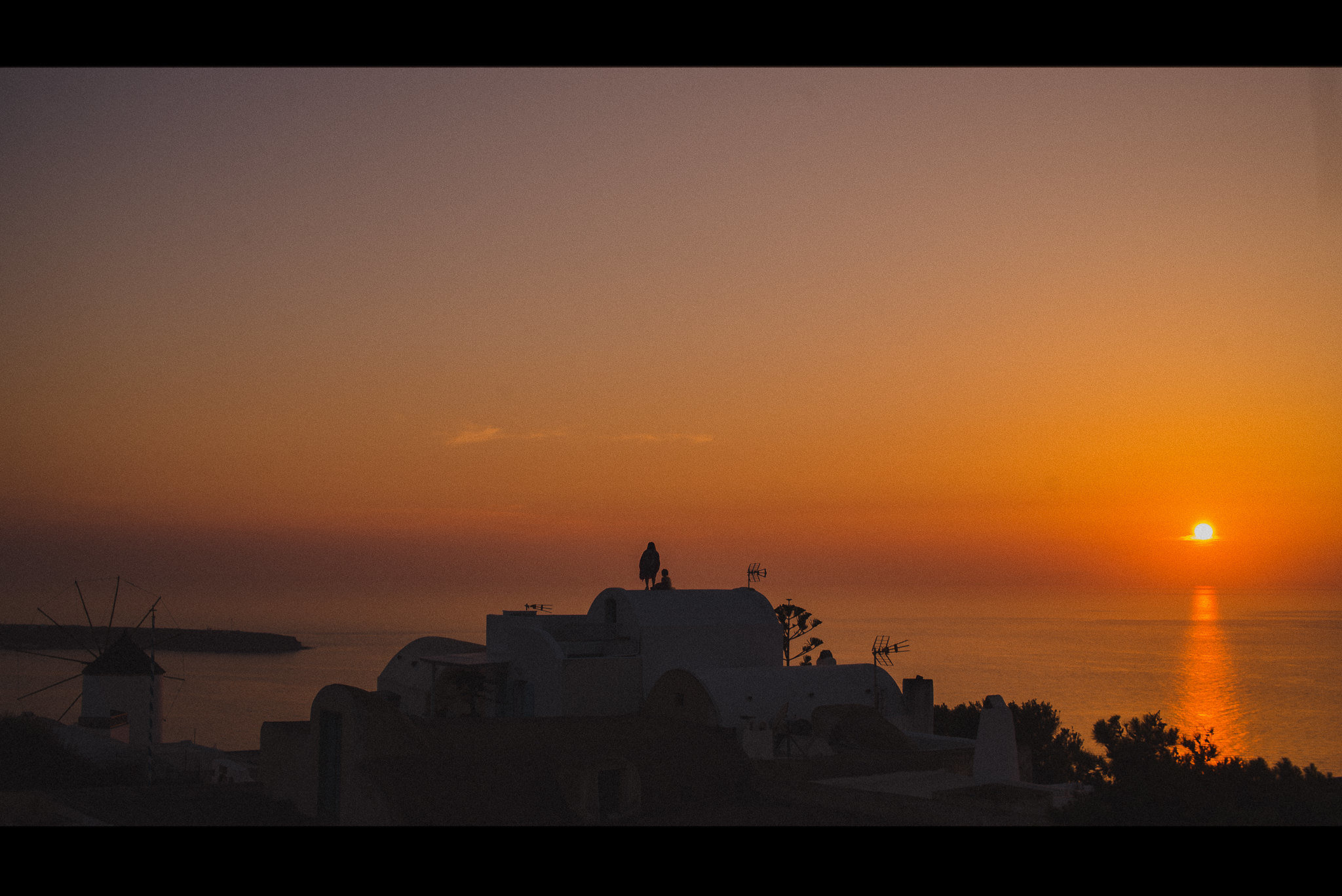 Oia Santorini Wedding