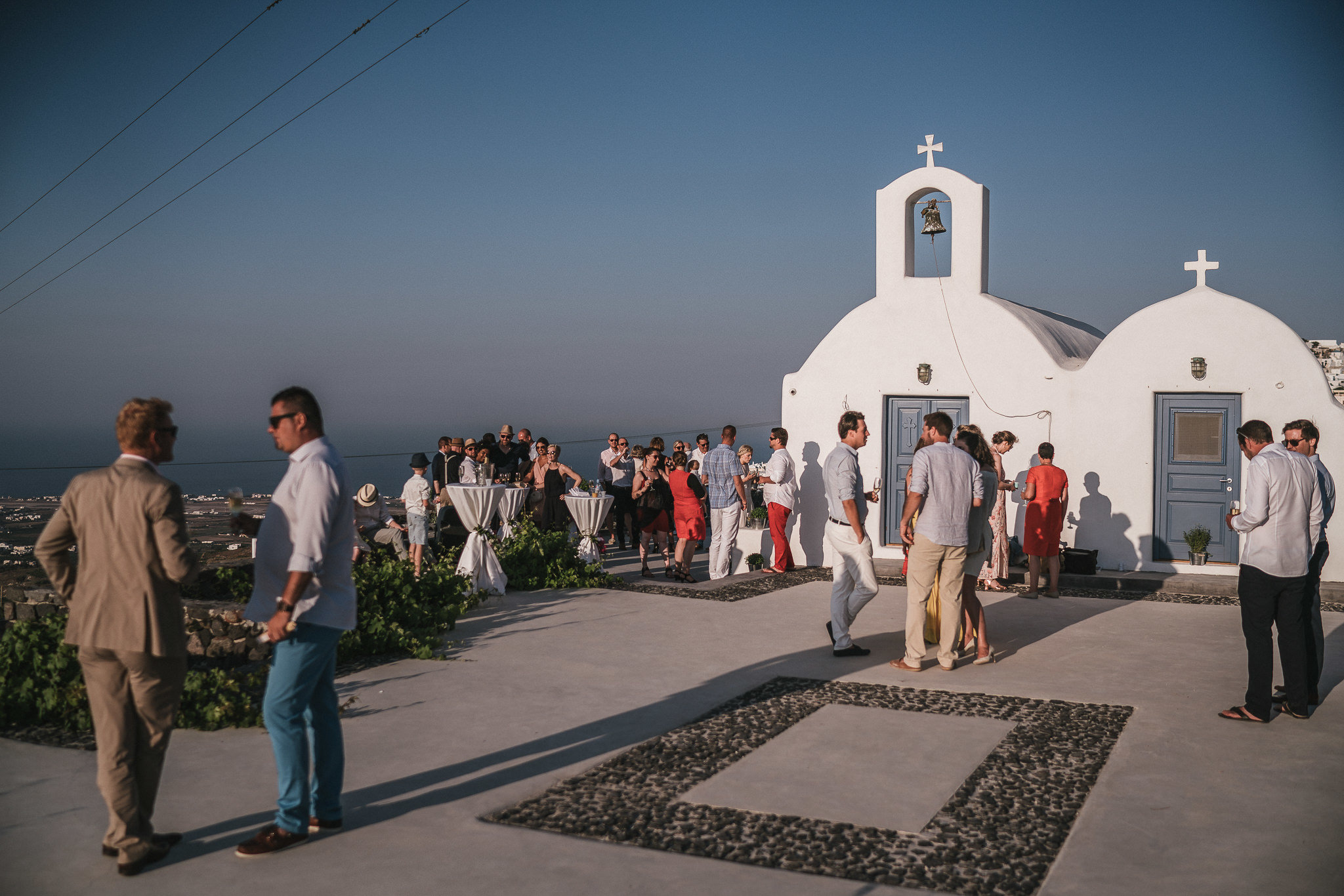 Saint Antonio Wedding