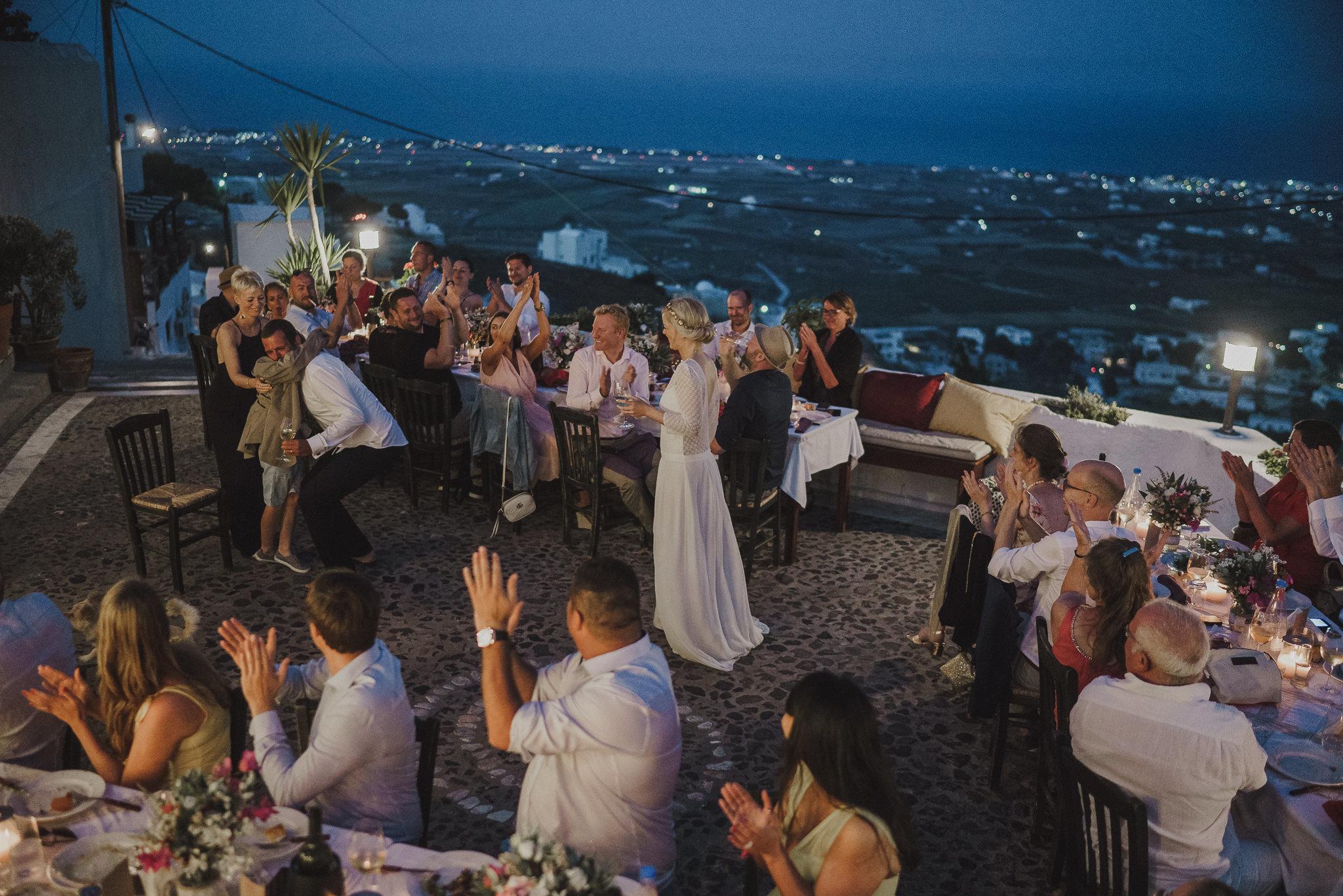 Metaxi Mas Santorini Wedding