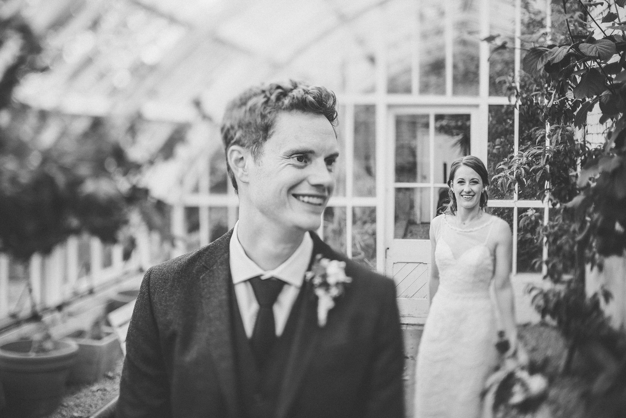 Trevor Hall Wedding Photographer North Wales